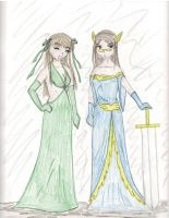 Gauntlet Retards Prom by Hasami-hime