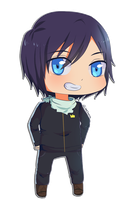 yato delivery god by Gimesama