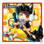 +Miguel Chibi+ by MYKProject