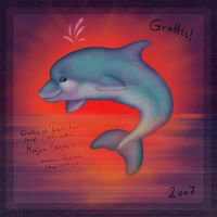 Dolphin for Dolphie by Sukeile