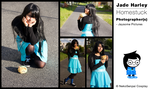 Me as Jade Harley - Homestuck by Nekohonde