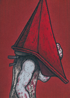 Red Pyramid Thing by Yamallow