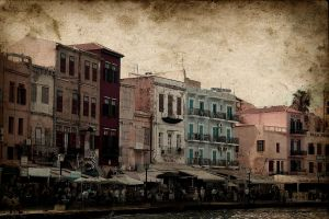 Memory of Chania by Quipith
