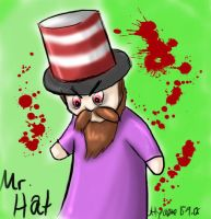 Mr Hat from South Park by Hyaene