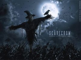 The Scarecrow by akirmak