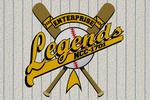 Enterprise Legends Baseball Pennant by viperaviator