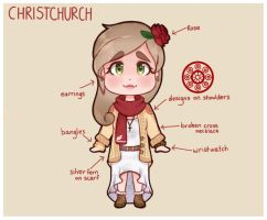 [NZA] christchurch's outfit by JemiNZ