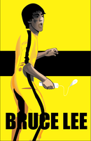 Bruce Lee Wii by ViciousJulious