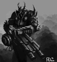 Steel Demon by Torvald2000
