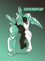 Diamondhead by kjmarch