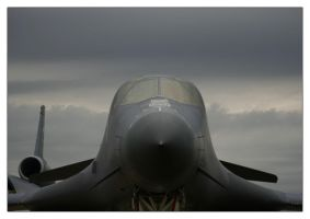 USAF B-1B RIAT '07 by shotgun-ned