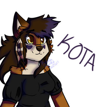 .:AT:. Kota by imKatAttack