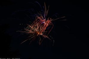 Fireworks 10 by M-L-Griffith