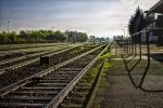 Train Station of Surdon Orne France by hubert61