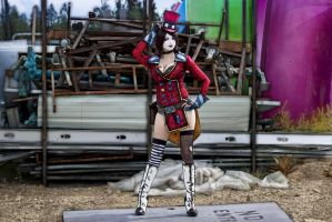 More Mad Moxxi! by andyrae