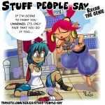 Stuff people say 239 by FlintofMother3