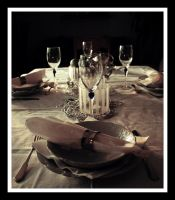 Set Table by Traux
