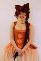 18th century 'Cat' Costume - Lady Teazle by Rachyf1