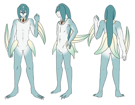 Angelicadoptables Character Design by CoffeeCake-Adopts