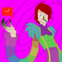 Ask Faded Rainbow Jack by FungalZombieX