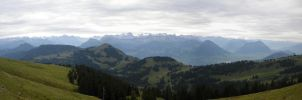 Mt. Rigi by montmartre96