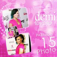 PHOTO Pack (33) Demi Lovato by DenizBas