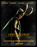 about Loki by Fenevad