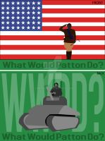 WWPD? What Would Patton Do? by CaptKyle