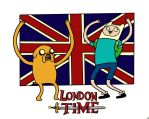 London Time by Ciajka