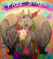 FREE STABS by Ocikitty