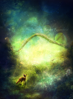Little Fox's Grand Adventure by tamaraR