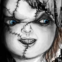 Chucky Curse by MayanMuscle