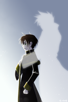 07-Ghost: Frau x Teito. In your heart. by rinity