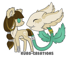 Chomper Snap Auction: CLOSED by Kuro-Creations