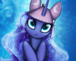 Woona in the hat by Shaadorian