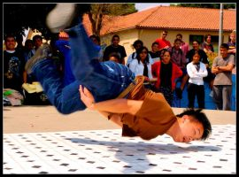 Breakdance Competition by nwsphto