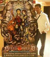 Steel Breed - Stand by marvisionart