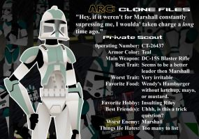 Clone Files: Scout by rich591