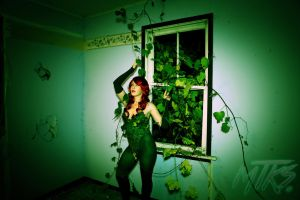 Poison Ivy - MTKS Adventures by TenderCosplay