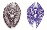 Demon Angels by zenobia