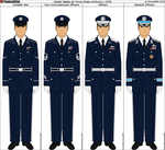 Panterria - United States Air Force Dress Uniforms by Grand-Lobster-King