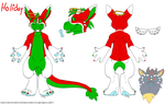 Holiday Ref Sheet by sebaciel4life
