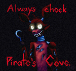 Always Check Pirate's Cove by EnchantedMew