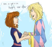 Happily Ever After by blindbandit5