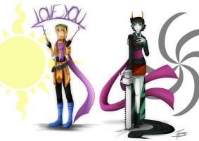 TSAL: Seer Of Light and Sylph Of Space by Tripower