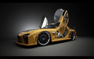 Mazda RX-7 Studio by Saleri