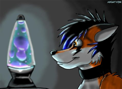 lava lamp by nightfox7