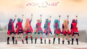 Akb0048!!!!!! by Buttjm
