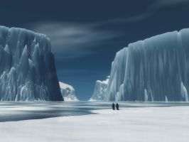 Bergs by relhom