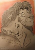 The Lion King by Arspe